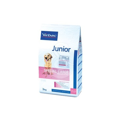 VETERINARY HPM JUNIOR DOG SPECIAL LARGE