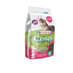 Crispy Pellets Chinchilla & Degus