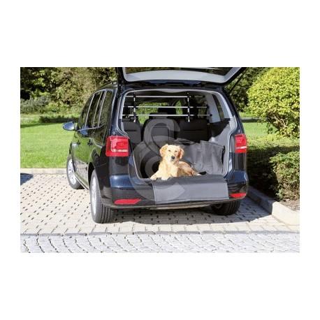 tapis de coffre voiture int gral avec protection lat rale myvetshop. Black Bedroom Furniture Sets. Home Design Ideas