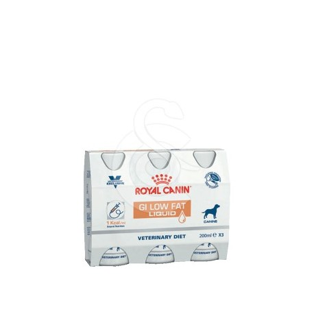 Veterinary Diet Dog GI Low Fat Liquid
