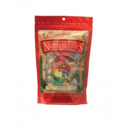 Nutri-Berries El Paso Parrot