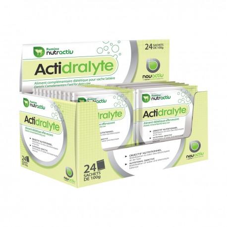 Actidralyte Presentoir