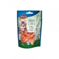Friandises Chat Premio Chicken Cubes