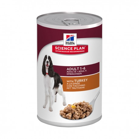 Science Plan Canine Adult Medium Savoury Turkey