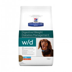 Prescription Diet Canine wd with Chicken Mini