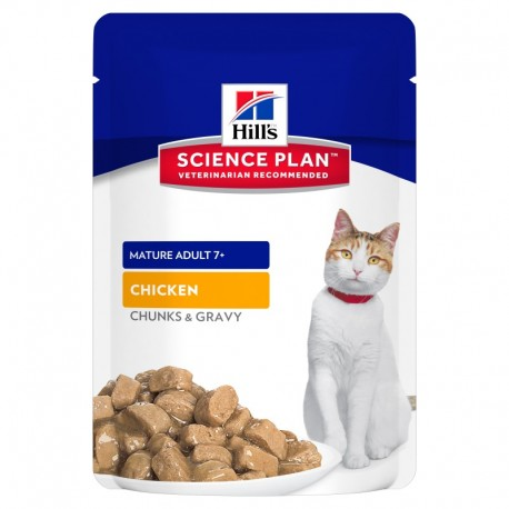 Science Plan Feline Mature Adult 7+ Chicken