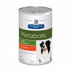 Prescription Diet Canine Metabolic (Boîtes)
