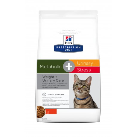 Prescription Diet Feline Metabolic + Urinary Stress
