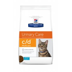 Prescription Diet Feline cd Multicare with Ocean Fish