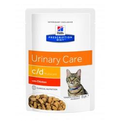 Prescription Diet Feline cd Multicare Minced with Chicken
