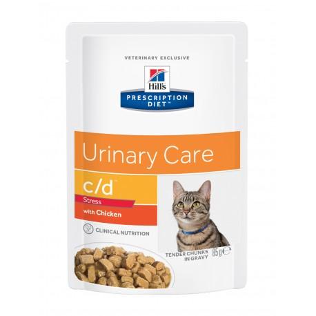Prescription Diet Feline cd Urinary stress Chicken