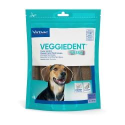 Veggiedent Fresh - lamelles soins dentaires pour chien