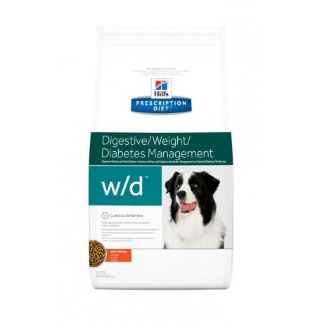 Prescription Diet Canine wd with Chicken