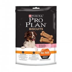 Biscuits Proplan Saumon Dog Adult All Size