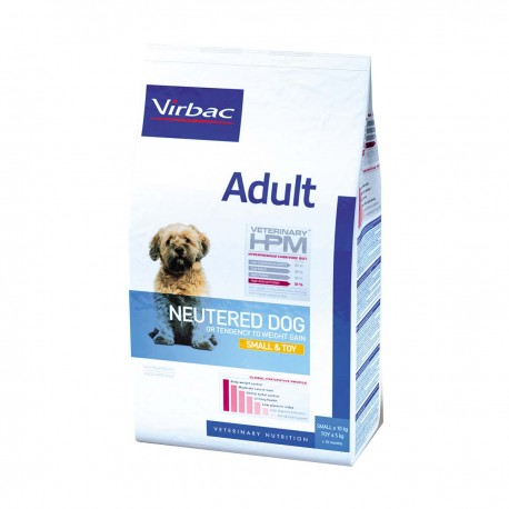 Veterinary HPM Adult Neutered Dog Small & Toy