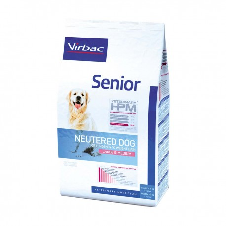 Veterinary HPM Senior Neutered Dog Large & Medium