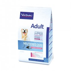 Vet Hpm Dog Adult Neutered Large & Medium