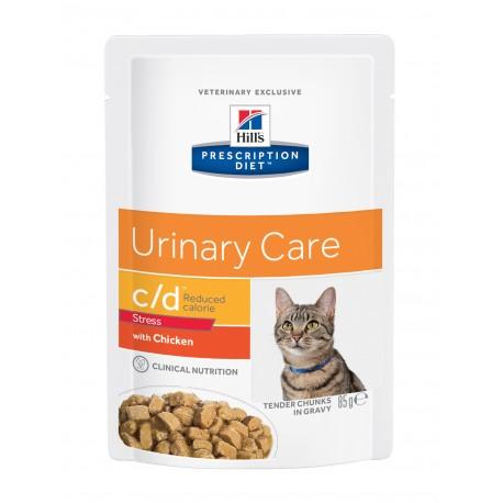 Prescription Diet Feline cd Urinary Stress Reduc. Cal. Chicken