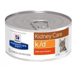 Prescription Diet Feline kd Minced with Chicken