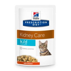 Prescription Diet Feline kd Early Stage Poulet Sachet Repas
