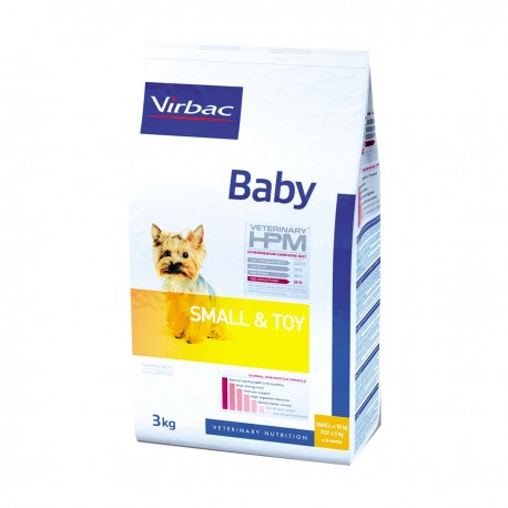 Veterinary HPM Baby Dog Small & Toy