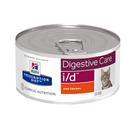Prescription Diet Feline id Minced with Chicken