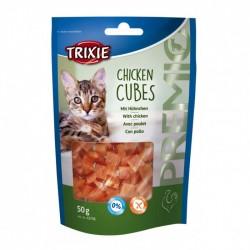 Friandises Chat Premio Chicken Cubes