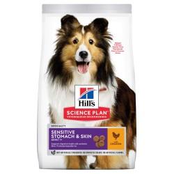 Canine Adult Sensitive Stomach & Skin Poulet