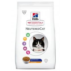 Vet Essentials Mature NeuteredCat Poulet