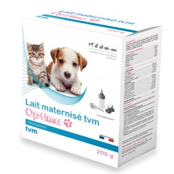 Lait Maternisé chiots et chatons