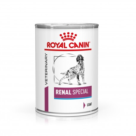 Dog Renal Special mousse boîte