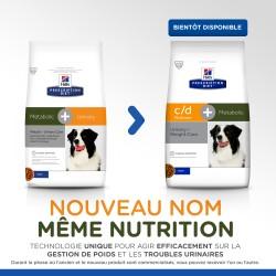 Prescription Diet Canine Metabolic + Urinary
