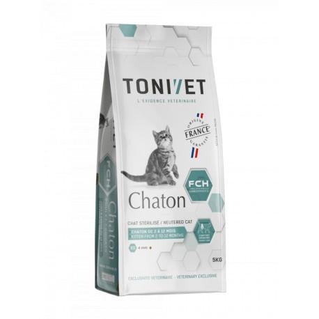Tonivet Chaton Poulet