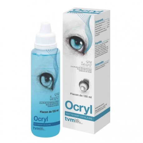Ocryl lotion oculaire