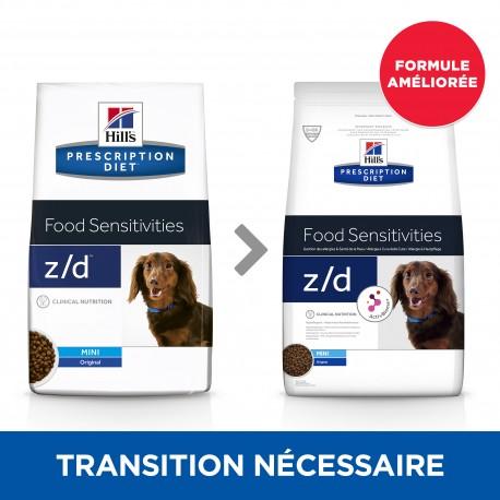 Prescription Diet Canine zd mini