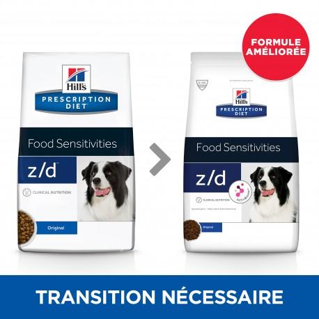 Prescription Diet Canine zd Allergy & Skin Care