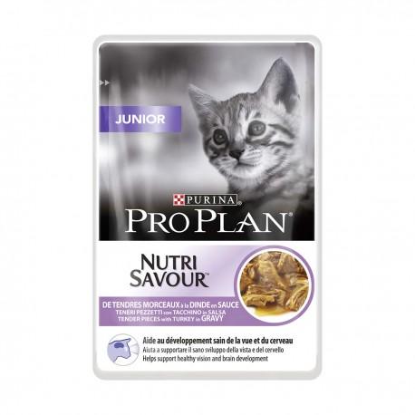 Cat Junior Turkey Nutri Savour