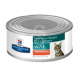 Prescription Diet Feline wd Minced with Chicken