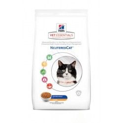 Science Plan Vetessentials NeuteredCat Lower Fat Mat.Chicken