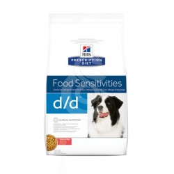 Prescription Diet Canine dd Salmon & Rice