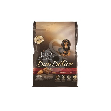 DOG DUO DELICE ADULT SMALL BEEF & RICE