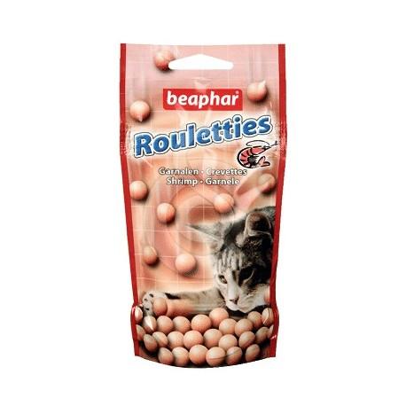 Friandises Rouletties pour chat au gout crevette