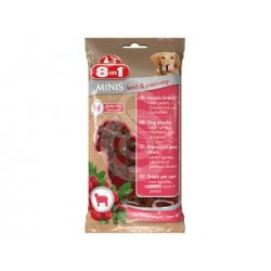 Friandises 8in1 Minis Agneau & Cranberries