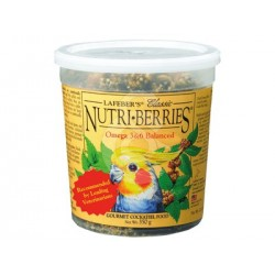 Nutri-Berries classic cockatiel