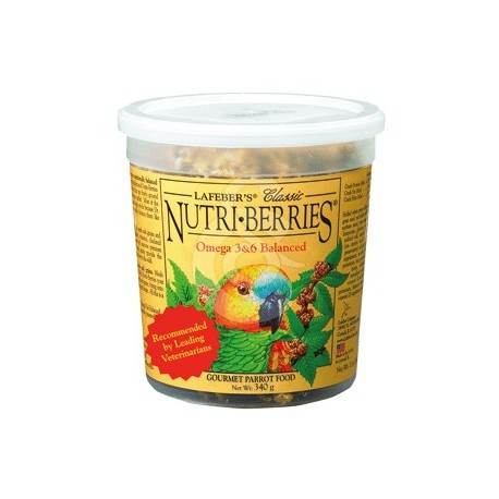 NUTRI-BERRIES CLASSIC PARROT