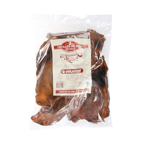 Oreille de porc séchée