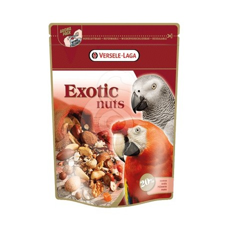PERROQUETS EXOTIC NUTS