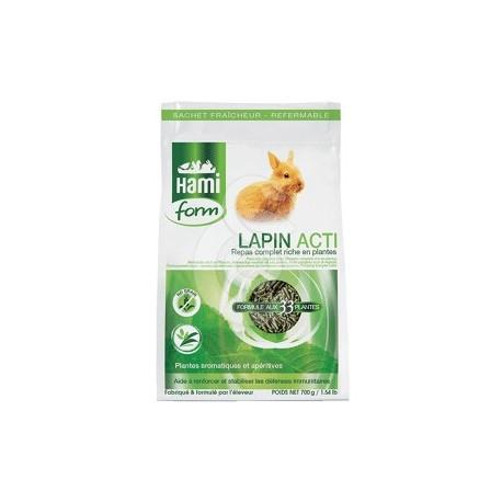 REPAS COMPLET LAPIN NAIN ACTI